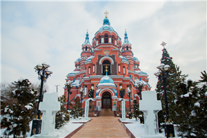 Kazan Church of Irkutsk