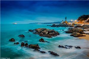 Coast of Viña Del Mar