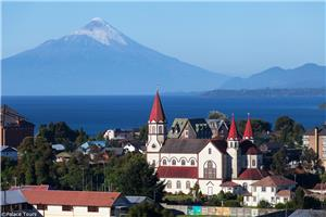 A view in Puerto Varas