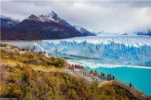 Perito Morito Glacier