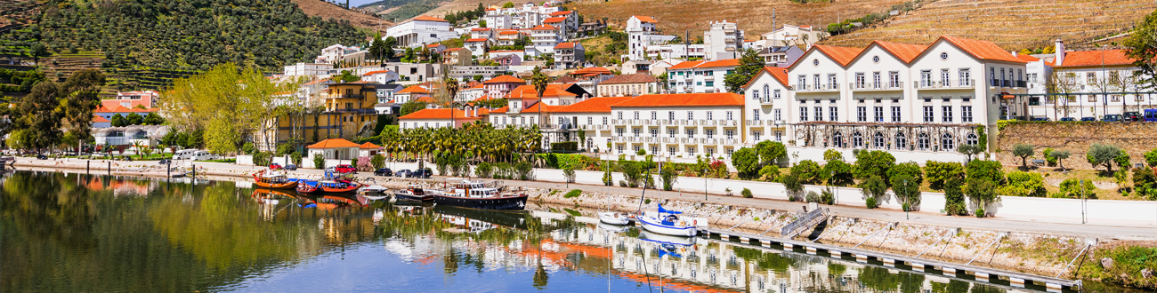 Flavors of Portugal & Spain : Douro River Cruise in Portugal