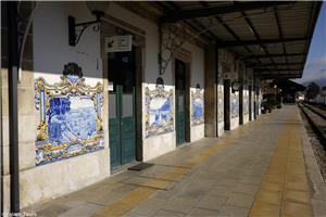 Pinhão Railway Station
