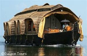 House boat, Kumarakom