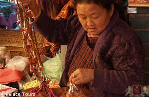 Thimphu Tourist Market
