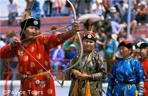 Get a special taste of the Naadam Festival