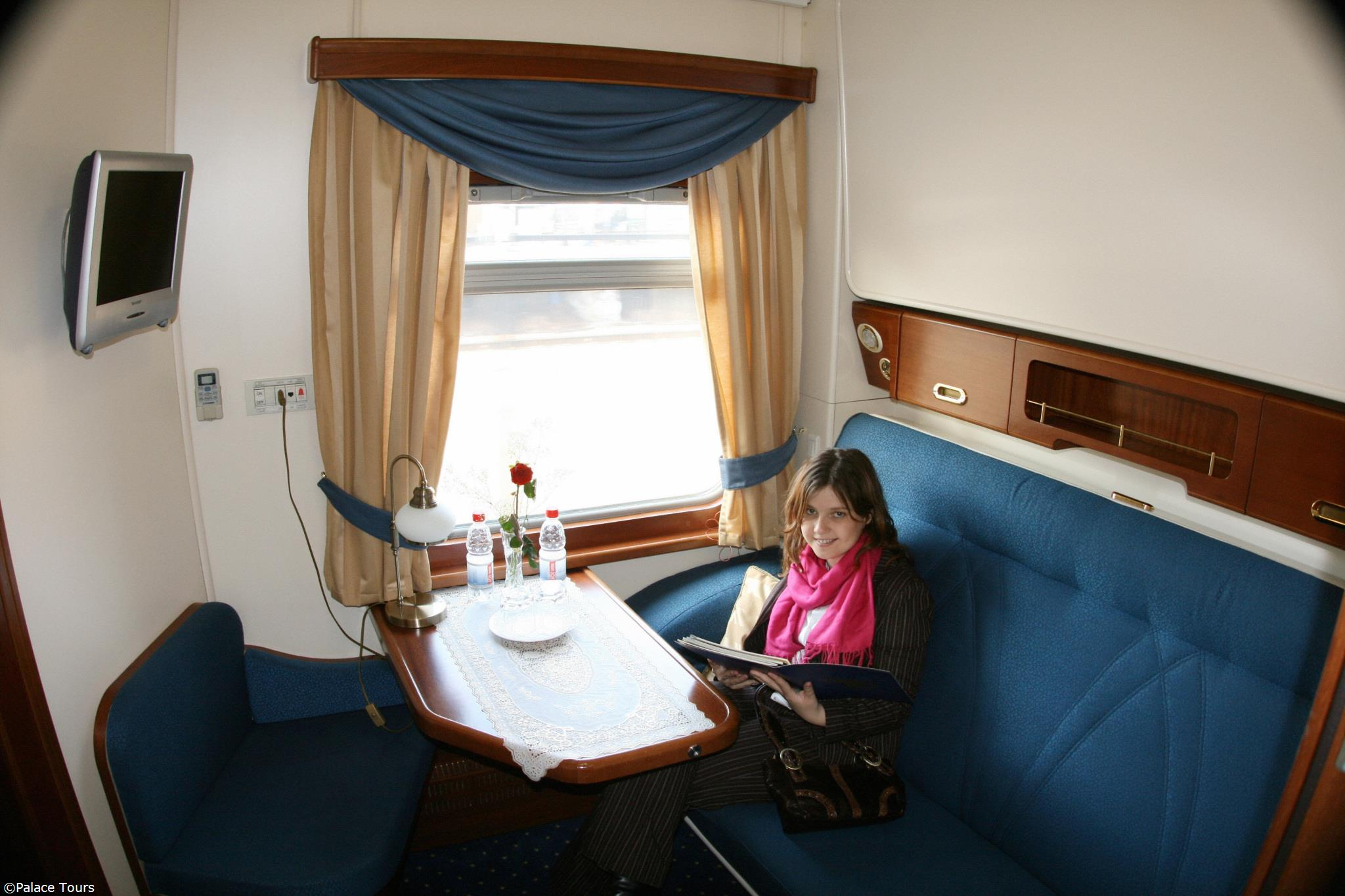 Trans siberian express classic route westbound brought for Trans siberian railway cabins