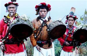 Musicians in Kathmandu