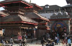 Durbar Square Temple, Kathmandu
