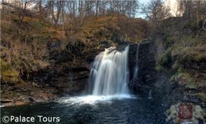 Glen Falloch Waterfalls