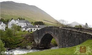Bridge of Orchy village