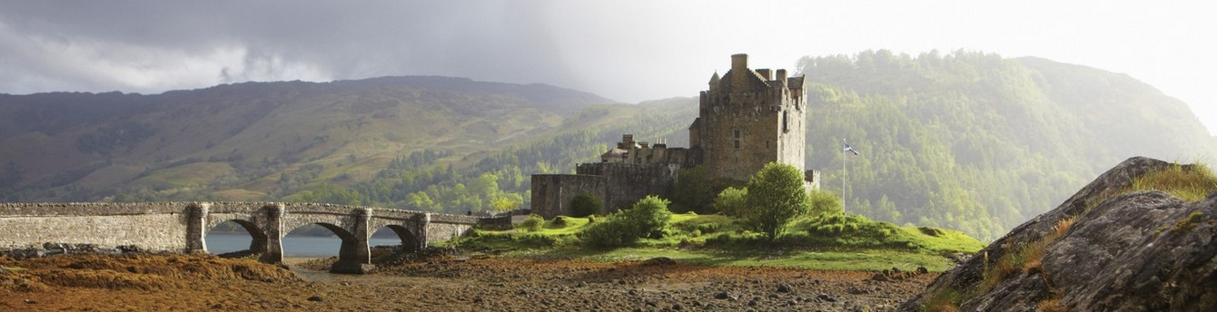 Encounter castles, cities, and Scottish wilderness in this immersion into Scottish culture