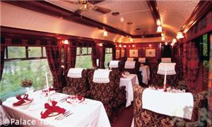 The Royal Scotsman Restaurant
