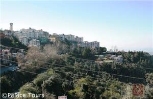 The town of Shimla