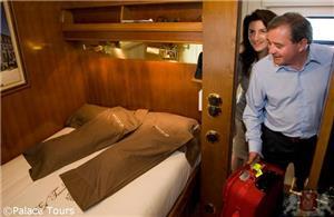 Suite on board El Transcantabrico Clasico