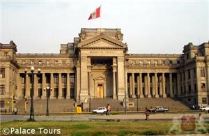 Palace of Justice, Lima