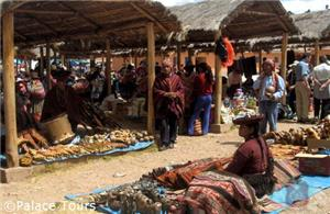 Market of Chinchero, Cusco