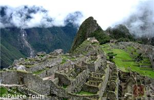 The majestic citadel of Machu Picchu