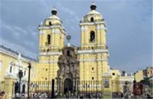 San Francisco Monastery, Lima