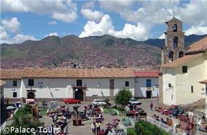 San Blas artisan quarter, Cusco