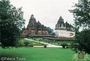 Tantric temples of Khajuraho