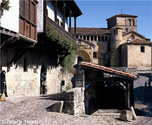 Explore history in Santillana del Mar