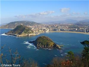 San Sebastián's coastal beauty will stun you