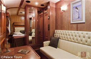 Privilege suite on board El Transcantabrico
