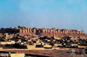 Jaisalmer's historic fort