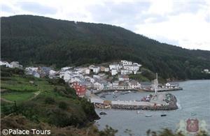A Coruña view