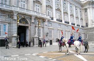 Royal Palace-Madrid