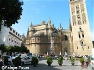 The Cathedral in Seville