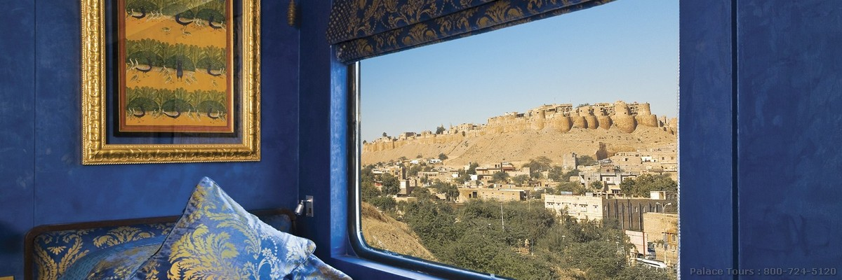 Palace on Wheels- Experience the Unbelievable Luxury