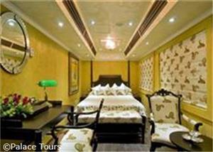 Luxurious deluxe cabin