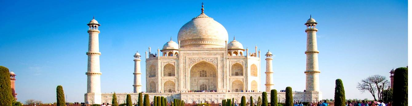 A true wonder of the world - Taj Mahal
