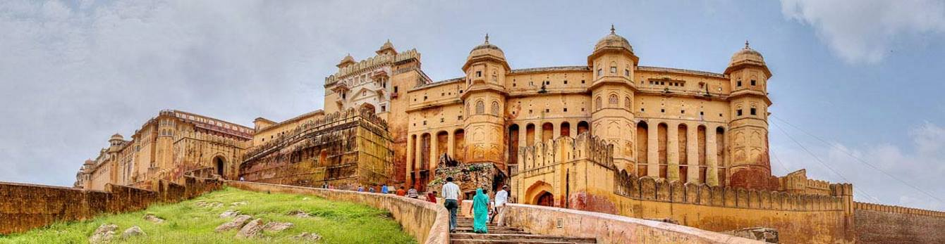 Visit the beautiful and evocative Amber Fort
