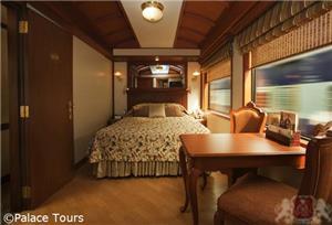 Junior Suite double bed cabin