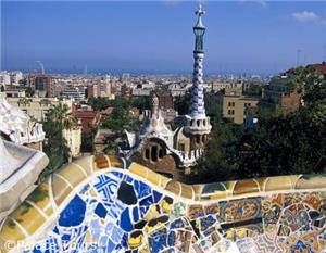 Barcelona - Gaudi Masterpiece