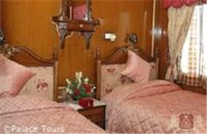 Your luxurious cabin on board the train