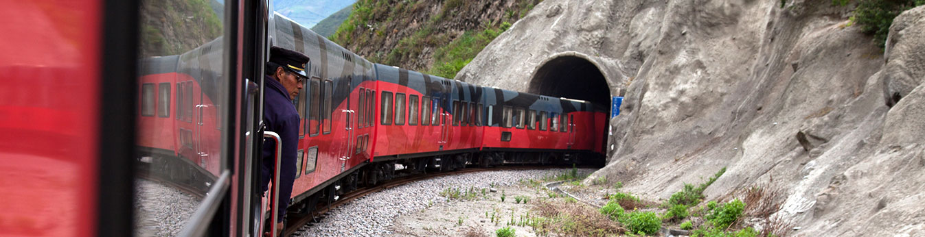 Tren Crucero takes you through the best of Ecuador