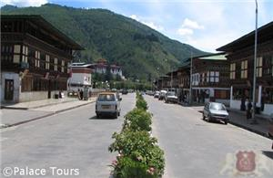 Town of Paro