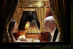 Al Andalus Palace on Wheels Luxury Train Journey in Spain