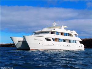 Treasures of Galapagos Ship