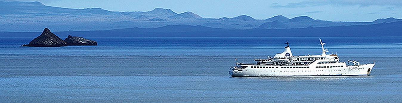 Discover Galapagos on board of Legend