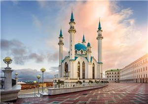 Kazan: capital of the Tatars