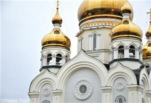 Khabarovsk: The Cathedral of the Saviour's Transfiguration