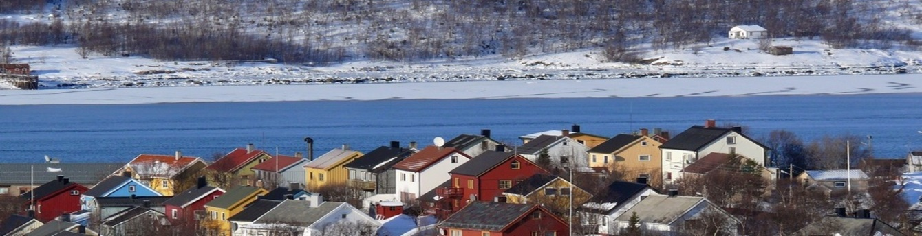 Venture to remote communities in the Arctic Circle