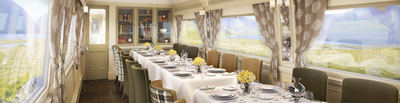 Feast on delectable Irish cuisine and make memories with fellow passengers