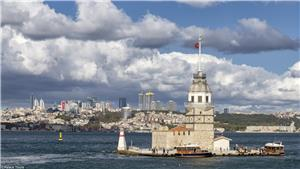 Marvel at the First of Many Spectacular Views, the Sea of Marmara