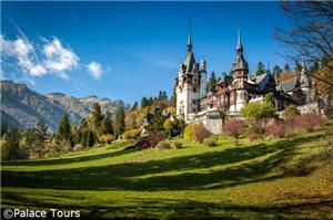Fall in Love with the Scenery Around Peles Castle